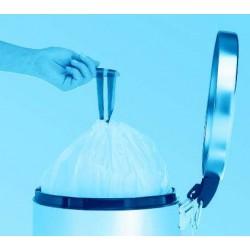 Sacs pour poubelles 3 litres (12 rouleaux de 20 sacs)