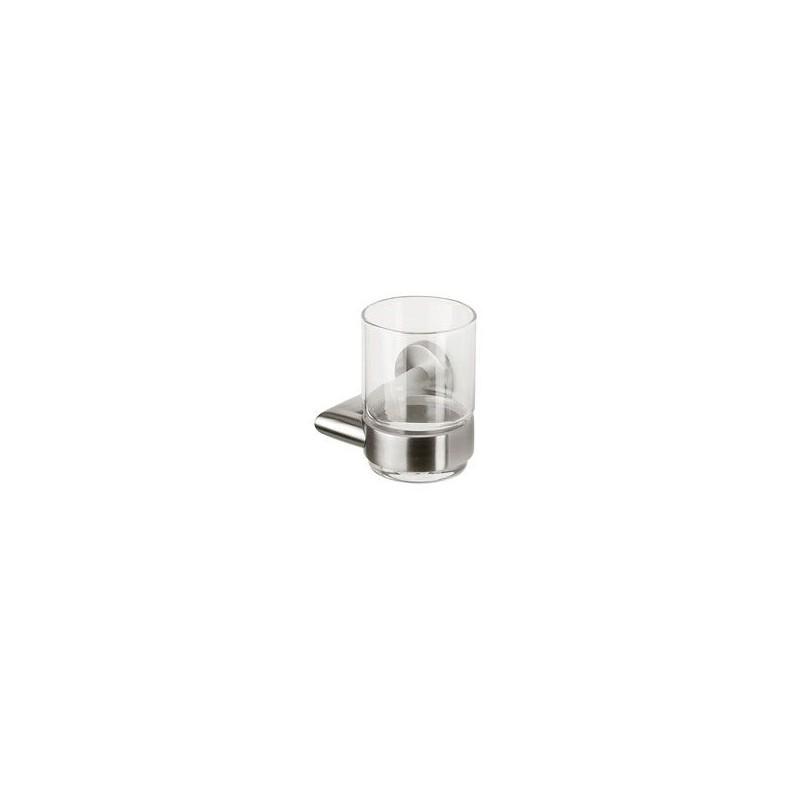 porte verre inox bross nemox collection g6502 05 h tels col. Black Bedroom Furniture Sets. Home Design Ideas