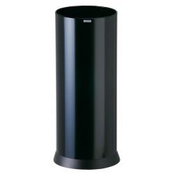 Socle en plastique polypropylène noir - Kipso
