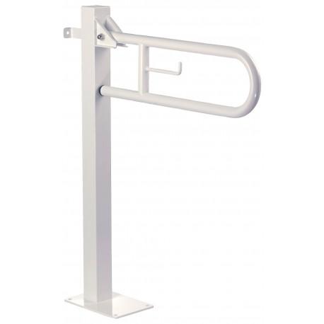 barre d appui pour wc sur poteau mbgc710 h tels collectivit s chr. Black Bedroom Furniture Sets. Home Design Ideas