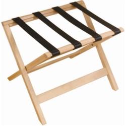 Porte-bagages Wood Courtoisy® + Ecology wengé sans dosseret