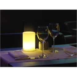 LUMINAIRE CYLINDRO POUR TABLE (+CHARGEUR)