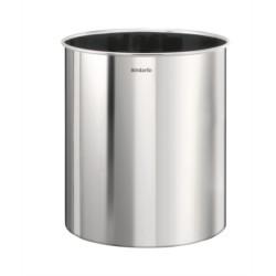 Corbeille Classique 7 litres Brillant Steel