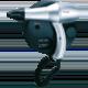 SECHE-CHEVEUX COURTOISY MUR 1200 W GRIS/ARG.BASE NOIRE PR/DIFF FIL S