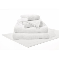 CARRE EPONGE COURTOISY RELAXOTEL COUL. BLANC Taille 30x30