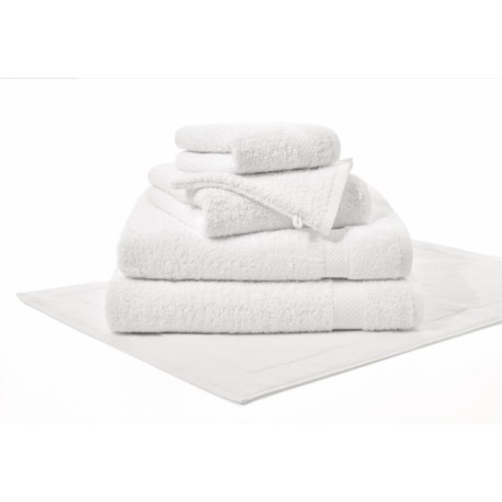 SERVIETTE COURTOISY RELAXOTEL COUL. BLANC Taille 50x90