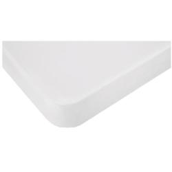 Protège-matelas Jersey Polyester - 160 x 200