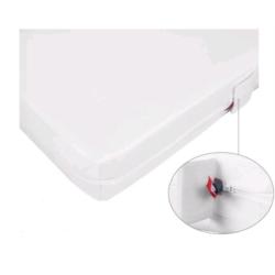 Protège-matelas anti punaises de lit - 160 x 200