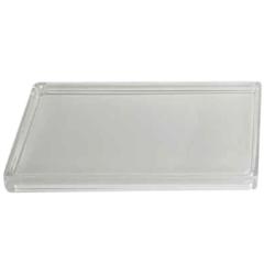 Plateau acrylique blanc