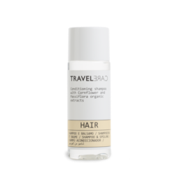 TRAVEL CARE RESTYLE - SHAMPOOING ET BAUME, FLACON 30 ML
