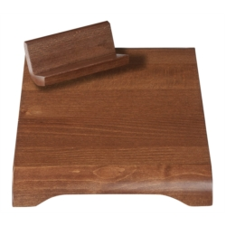 Plateau Wood Small 2 - Noyer